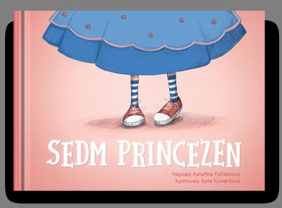 Obrázek produktu SEDM PRINCEZEN