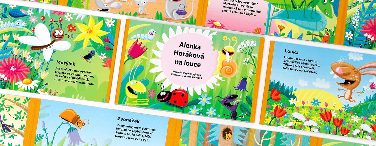 Obrázek produktu LEPORELO - LOUKA