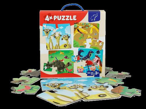 Puzzle ZOO