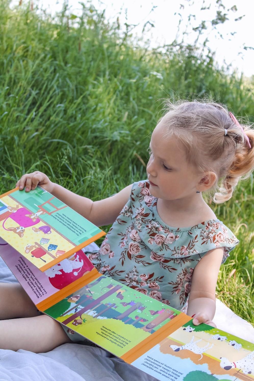 Odkryj z dzieckiem magiczny świat- aktywne czytanie na świeżym powietrzu