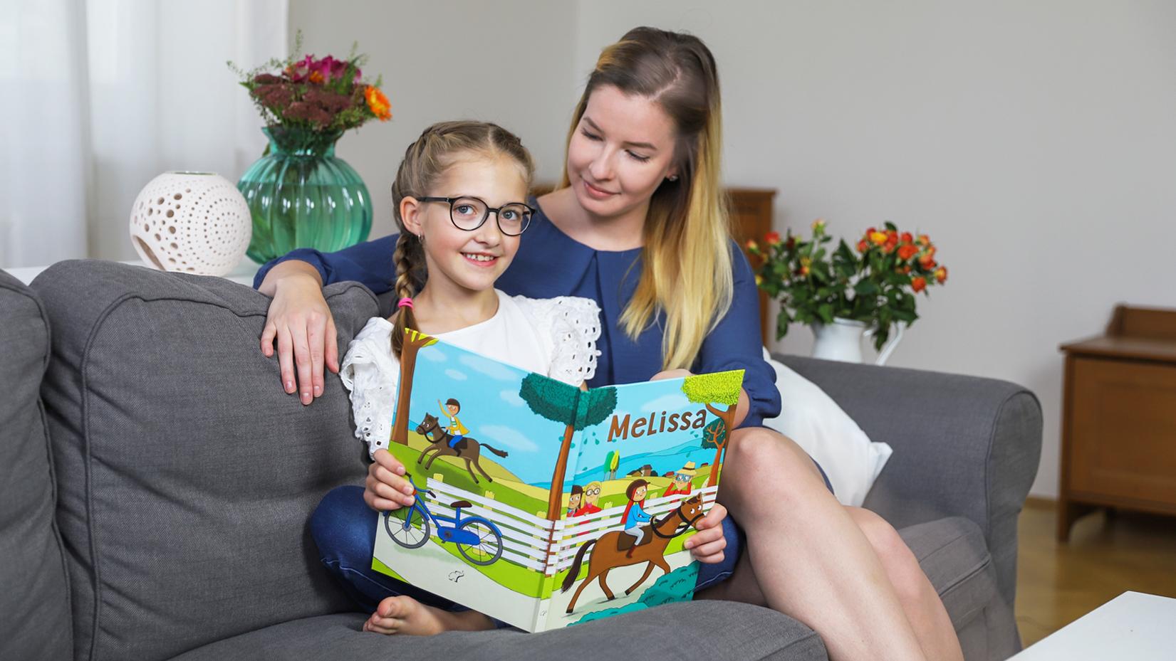 Dlaczego warto czytać dziecku spersonalizowane bajki