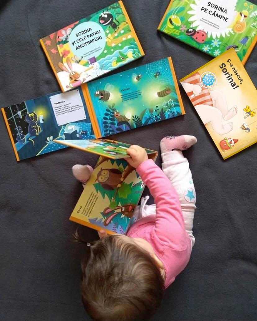 carti personalizate pentru copii editura Elefantul Meu
