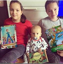 Carte pentru copiii care iubesc dinozaurii