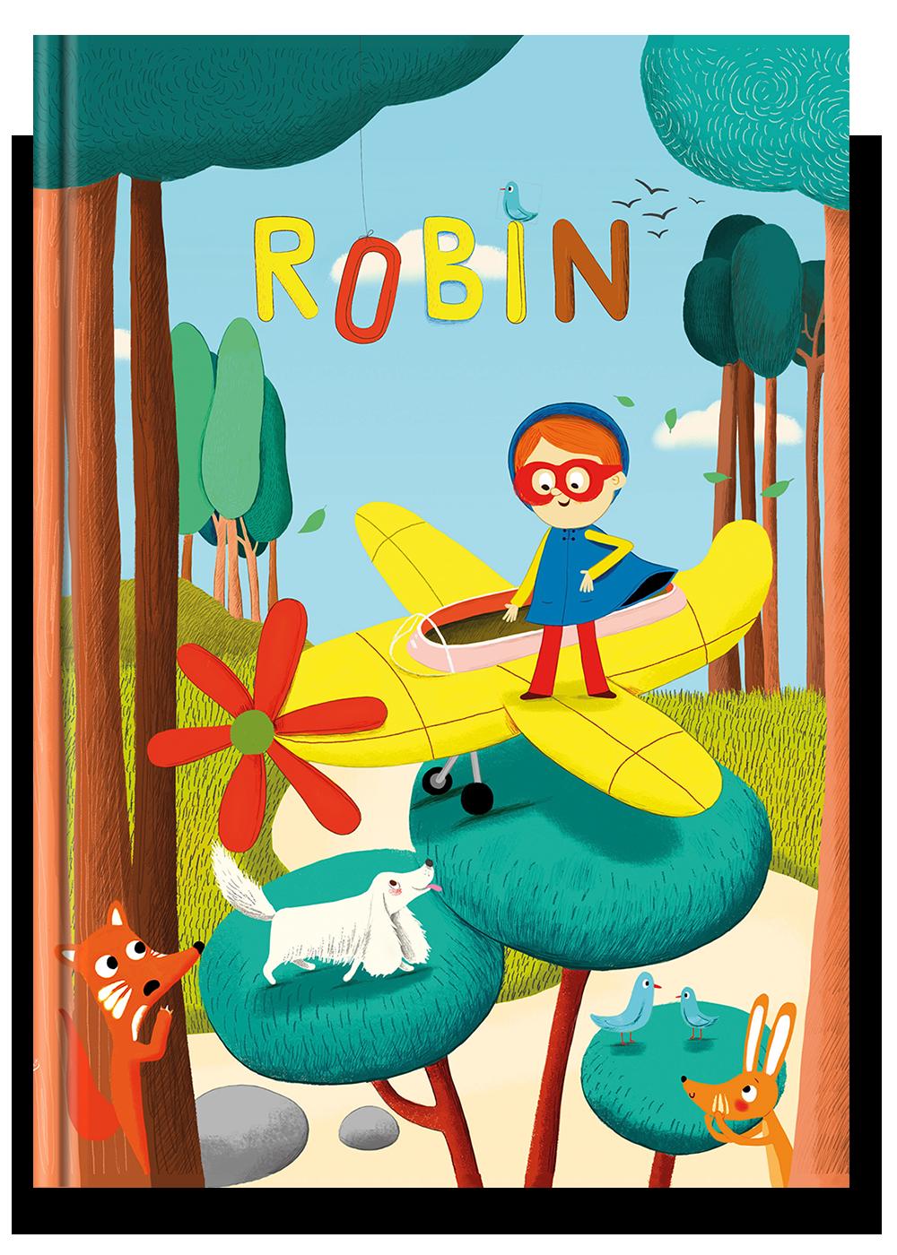 Obrzek produktu ROBIN