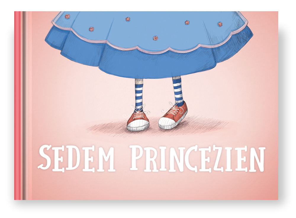 Obrzek produktu SEDM PRINCEZEN